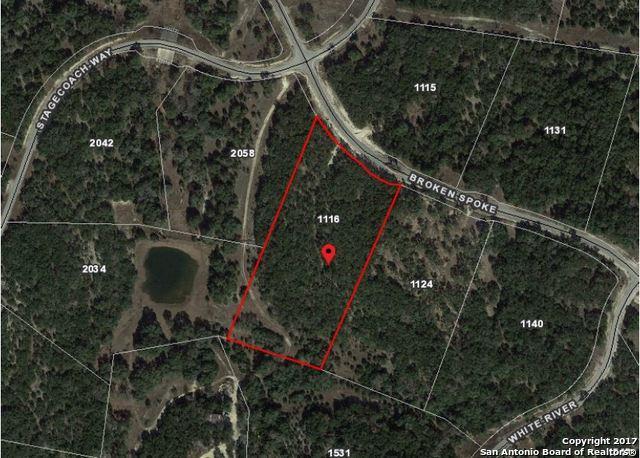 1116 Broken Spoke, Canyon Lake, TX 78133 (MLS #1262847) :: Magnolia Realty