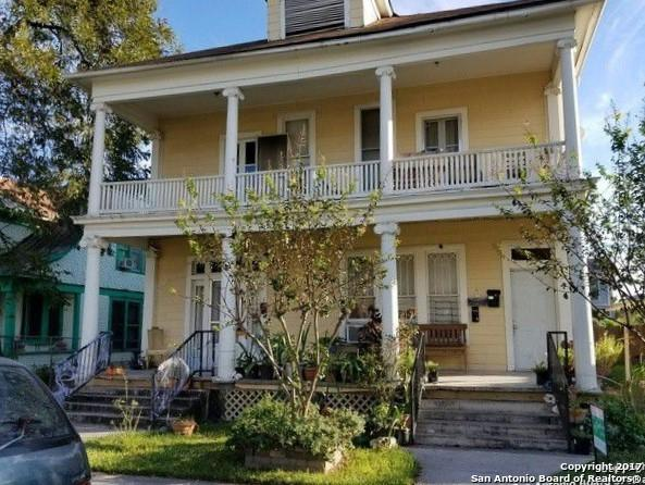 318 E Myrtle St, San Antonio, TX 78212 (MLS #1265425) :: Exquisite Properties, LLC