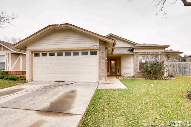 7263 Sunlit Trail Dr, San Antonio, TX 78244 (MLS #1268541) :: Ultimate Real Estate Services