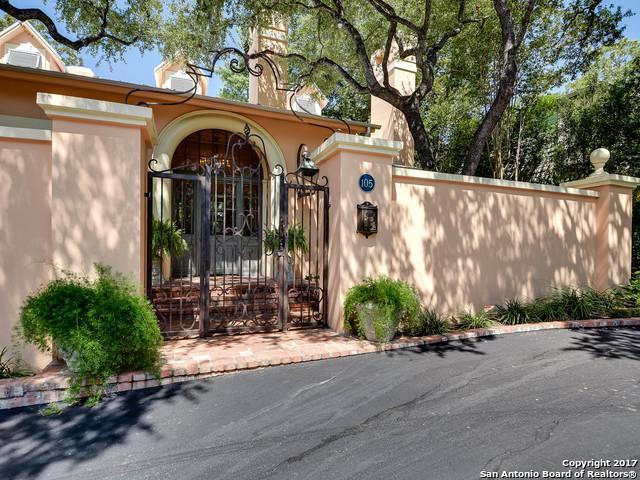 105 Canterbury Hill St, San Antonio, TX 78209 (MLS #1269772) :: Alexis Weigand Group