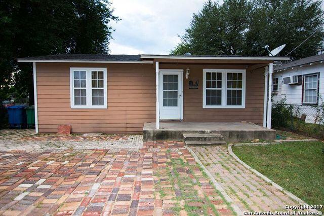 607 Rochambeau, San Antonio, TX 78214 (MLS #1270364) :: Exquisite Properties, LLC