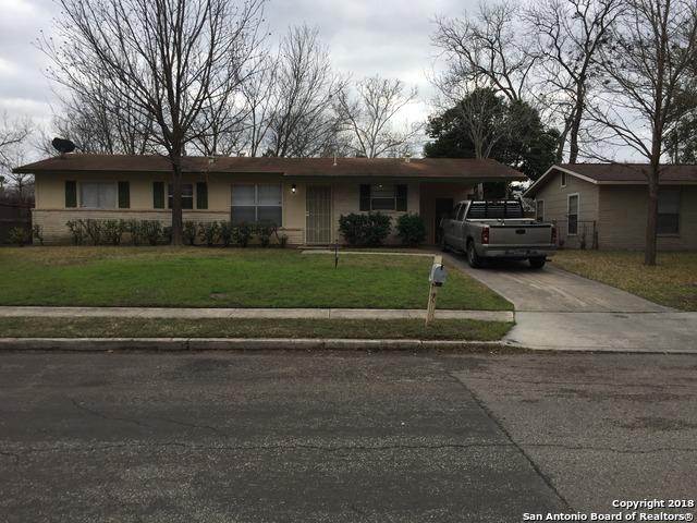 7822 Sugarfoot Dr, San Antonio, TX 78227 (MLS #1270559) :: The Castillo Group