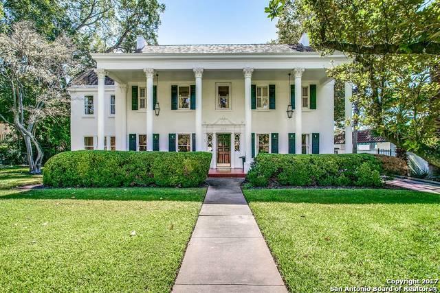 230 W Kings Hwy, San Antonio, TX 78212 (MLS #1272712) :: Exquisite Properties, LLC