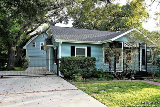 132 Castano Ave, Alamo Heights, TX 78209 (MLS #1275174) :: Exquisite Properties, LLC