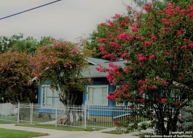 813 Martin Luther King Dr, San Antonio, TX 78203 (MLS #1276434) :: The Castillo Group