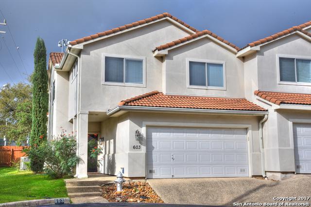 603 Monet #603, San Antonio, TX 78258 (MLS #1277559) :: Erin Caraway Group