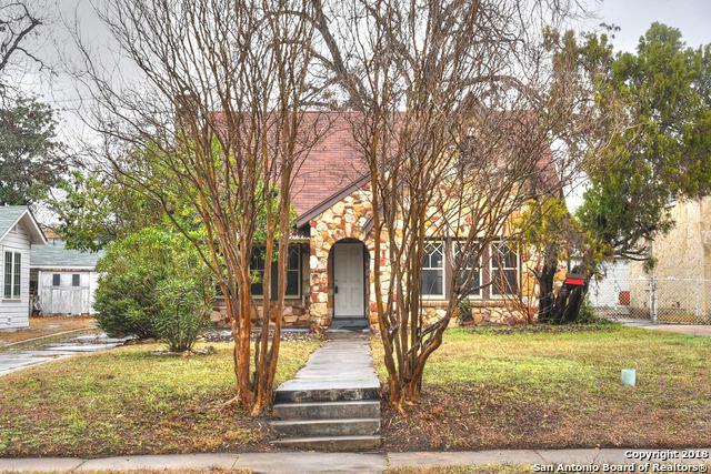 243 North Dr, San Antonio, TX 78201 (MLS #1281498) :: Exquisite Properties, LLC