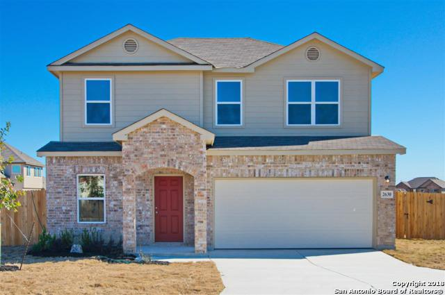 2630 Seal Pointe, Converse, TX 78109 (MLS #1282569) :: Exquisite Properties, LLC