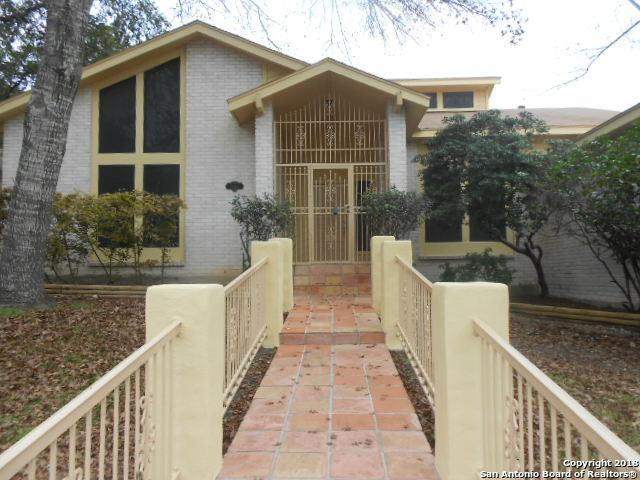3107 Swandale Dr, San Antonio, TX 78230 (MLS #1286695) :: Exquisite Properties, LLC