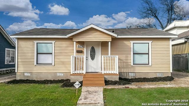 819 Topeka Blvd, San Antonio, TX 78210 (MLS #1291023) :: Exquisite Properties, LLC