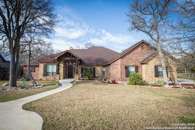 518 Hidden Springs Dr, Spring Branch, TX 78070 (MLS #1293409) :: Exquisite Properties, LLC