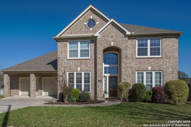 549 Enchanted Oak, New Braunfels, TX 78132 (MLS #1294146) :: Exquisite Properties, LLC