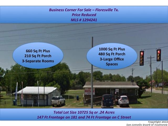 1401 10th St, Floresville, TX 78114 (MLS #1294241) :: The Castillo Group