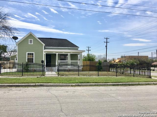 1102 E Crockett St, San Antonio, TX 78202 (MLS #1295613) :: Exquisite Properties, LLC