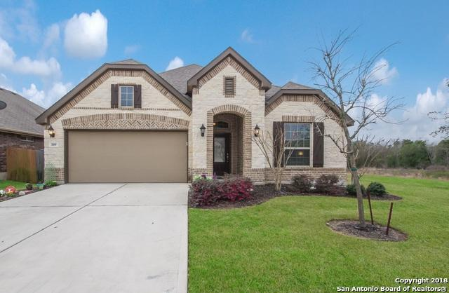 309 Park Heights, Cibolo, TX 78108 (MLS #1296196) :: Exquisite Properties, LLC
