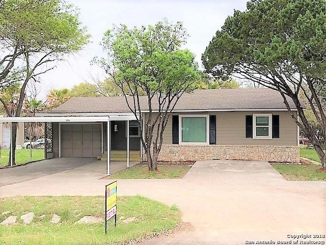 1570 Green Hill Dr, Canyon Lake, TX 78133 (MLS #1296366) :: NewHomePrograms.com LLC