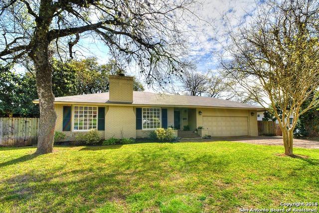 716 Morningside Dr, Terrell Hills, TX 78209 (MLS #1297551) :: The Castillo Group