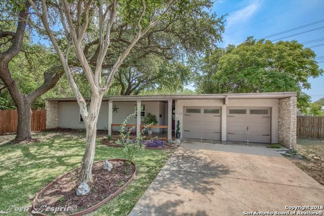 1802 Edgehill Dr, San Antonio, TX 78209 (MLS #1299123) :: Alexis Weigand Real Estate Group