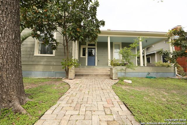 602 E Guenther St, San Antonio, TX 78210 (MLS #1300746) :: Ultimate Real Estate Services