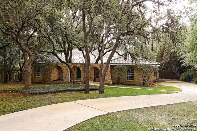 135 Long Bow Rd, Shavano Park, TX 78231 (MLS #1301775) :: Tami Price Properties Group