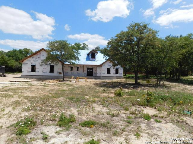 156 Great Oaks Blvd, La Vernia, TX 78121 (MLS #1302901) :: Alexis Weigand Real Estate Group