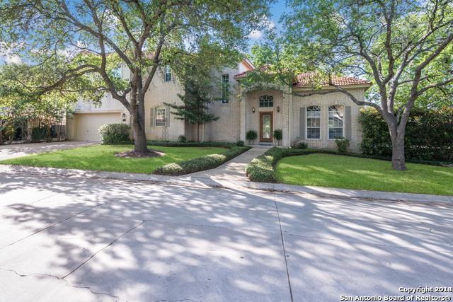 734 Sweetbrush, San Antonio, TX 78258 (MLS #1304819) :: The Castillo Group