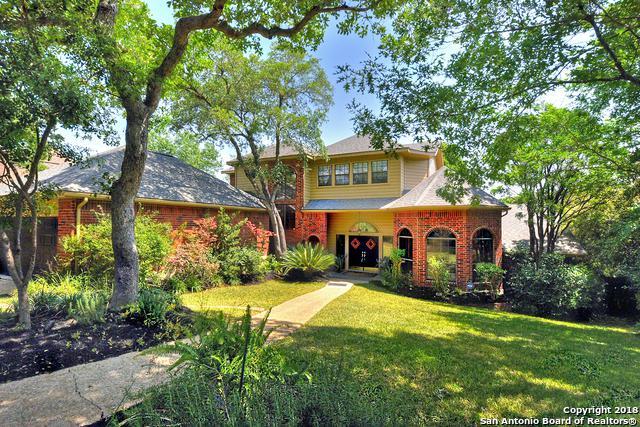 15546 Clover Ridge, San Antonio, TX 78248 (MLS #1305231) :: The Castillo Group