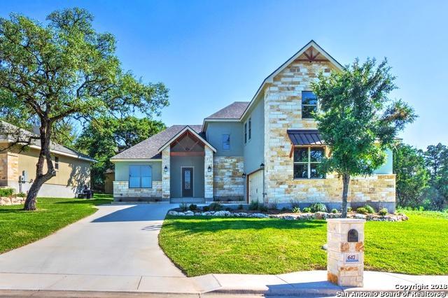617 Hannahs Run, New Braunfels, TX 78130 (MLS #1307254) :: The Suzanne Kuntz Real Estate Team