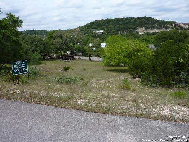 00 Tapatio West Dr, Boerne, TX 78006 (MLS #1307926) :: Magnolia Realty