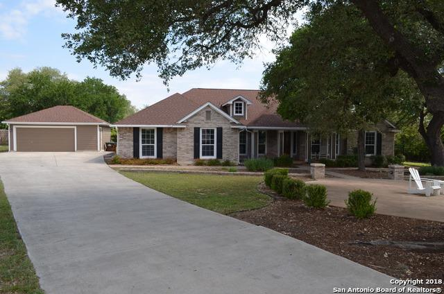 13631 Adobe Creek, San Antonio, TX 78253 (MLS #1308003) :: Erin Caraway Group
