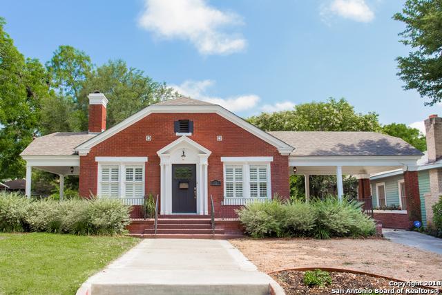 1527 W Woodlawn Ave, San Antonio, TX 78201 (MLS #1309122) :: Exquisite Properties, LLC