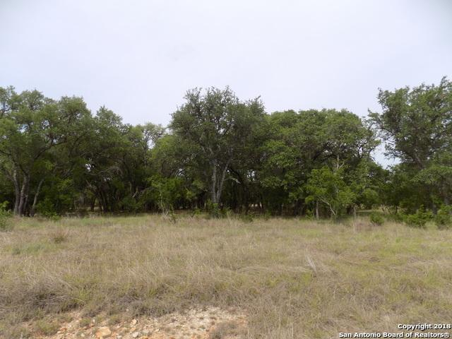 LOT 547 Palomino Spgs, Bandera, TX 78003 (MLS #1309175) :: Erin Caraway Group