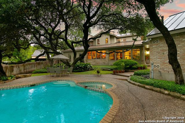 3514 Elm Knoll, San Antonio, TX 78230 (MLS #1309934) :: The Castillo Group