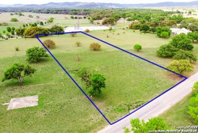 LOT 63 Orchard Park, Medina, TX 78055 (MLS #1310368) :: Alexis Weigand Real Estate Group