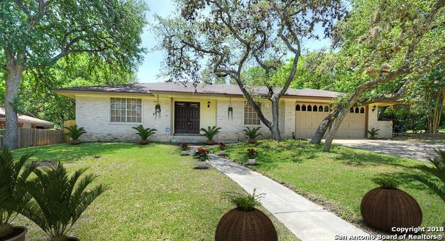 8506 Rockmoor Dr, San Antonio, TX 78230 (MLS #1310807) :: Magnolia Realty