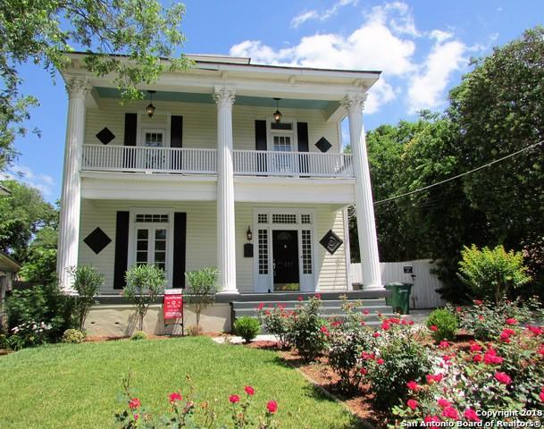 627 W Russell Pl, San Antonio, TX 78212 (MLS #1311035) :: Exquisite Properties, LLC