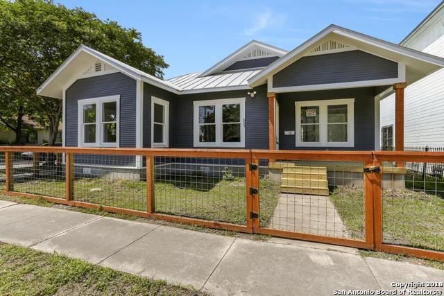 803 Burleson, San Antonio, TX 78202 (MLS #1311919) :: Magnolia Realty