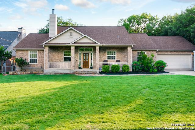 26315 Shady Acres, San Antonio, TX 78260 (MLS #1312885) :: The Castillo Group