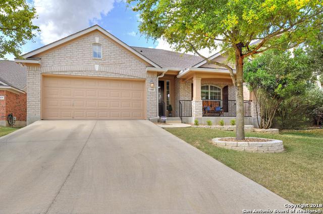 1443 Alpine Pond, San Antonio, TX 78260 (MLS #1312955) :: Exquisite Properties, LLC
