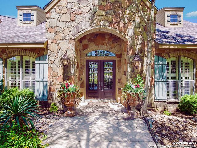 8013 Crown Terrace, Fair Oaks Ranch, TX 78015 (MLS #1313325) :: Exquisite Properties, LLC