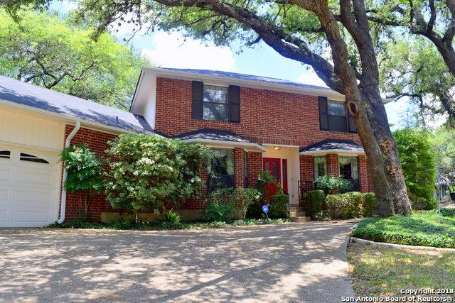 3003 King Birch St, San Antonio, TX 78230 (MLS #1313367) :: Exquisite Properties, LLC