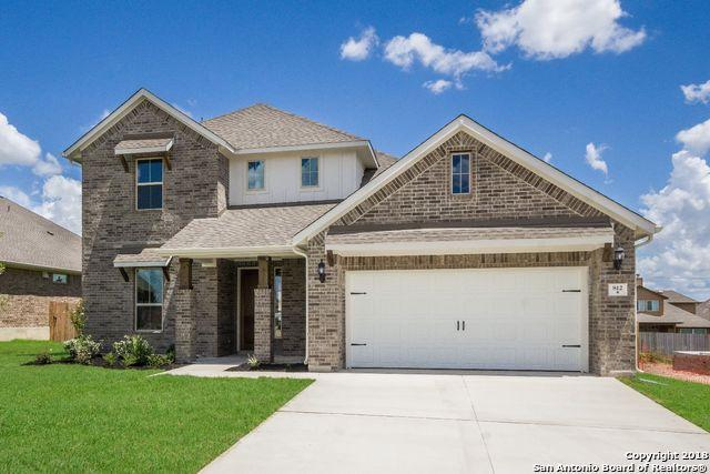812 Silver Fox, Cibolo, TX 78108 (MLS #1314628) :: Alexis Weigand Real Estate Group