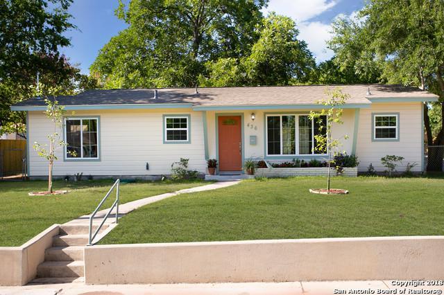 436 El Monte Blvd, San Antonio, TX 78212 (MLS #1317696) :: Exquisite Properties, LLC