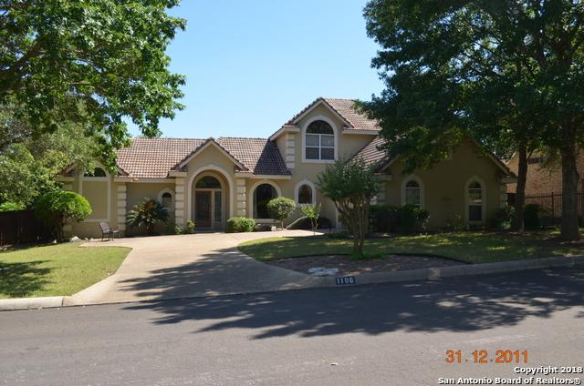 1106 Harvest Wood, Bexar Co, TX 78258 (MLS #1317804) :: Alexis Weigand Real Estate Group