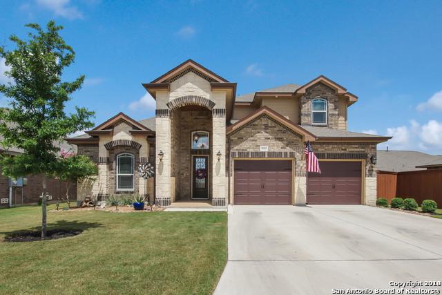 8214 High Noon Way, San Antonio, TX 78254 (MLS #1318077) :: Exquisite Properties, LLC