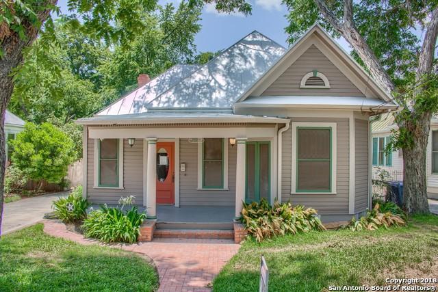 507 Cedar St, San Antonio, TX 78210 (MLS #1318402) :: Tom White Group