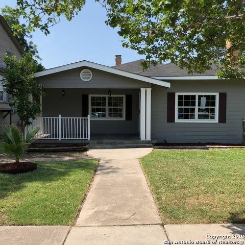726 Hammond Ave, San Antonio, TX 78210 (MLS #1318648) :: Alexis Weigand Real Estate Group