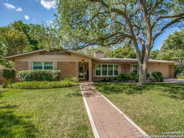 122 Laramie Dr, San Antonio, TX 78209 (MLS #1319436) :: Exquisite Properties, LLC