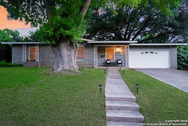 710 Larkwood Dr, San Antonio, TX 78209 (MLS #1319763) :: Berkshire Hathaway HomeServices Don Johnson, REALTORS®