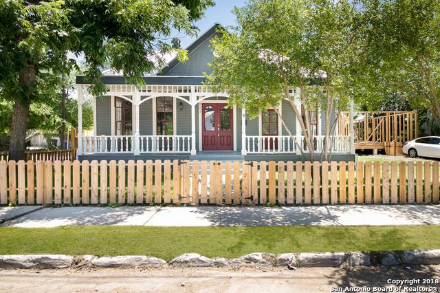 802 Matagorda St, San Antonio, TX 78210 (MLS #1319842) :: ForSaleSanAntonioHomes.com